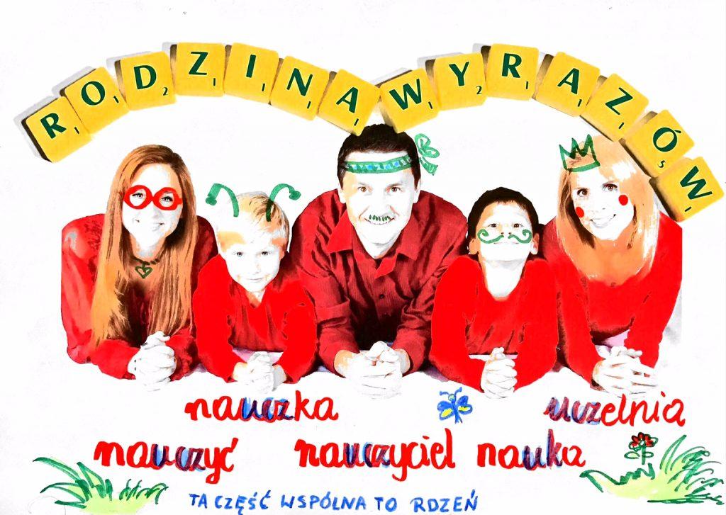 rodzina wyrazów - Przemyślenia polonistki