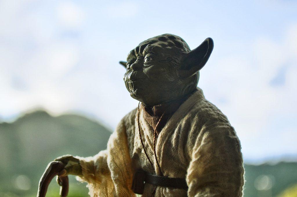 mistrz yoda